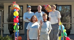 We have a great team that supports the Extraordinary Ventures Event Center.