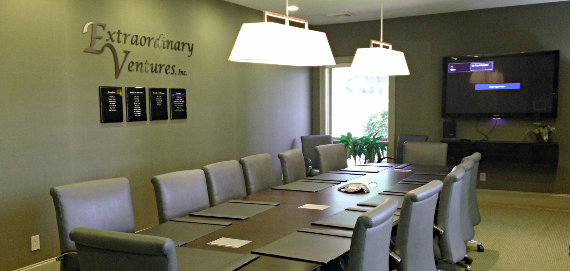 The Board Room Meeting Space